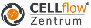 Wir haben Plakate, Aufkleber und Banner für das Zentrum CELLflow gedruckt.