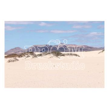 Dünen Landschaft Corralejo