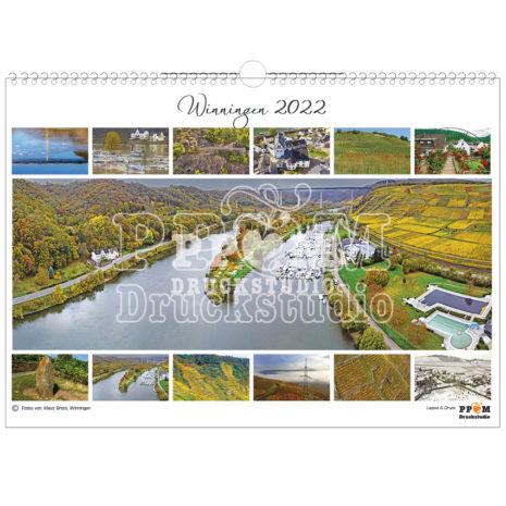 Kalender Winningen 2022